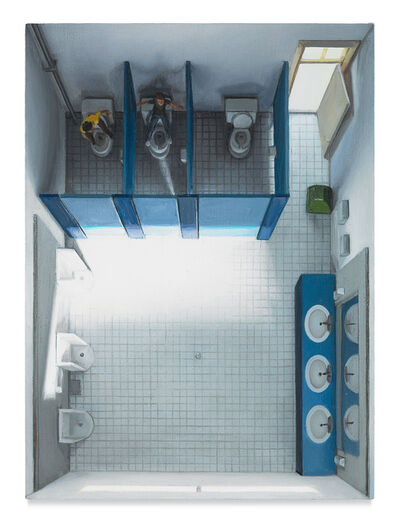 Amy Bennett, 'Drills - Bathroom', 2018