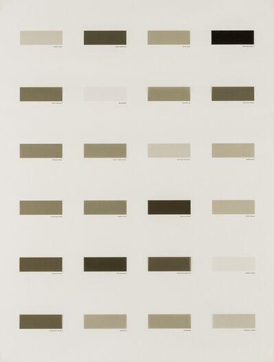 Gerhard Merz, 'Untitled', 2007