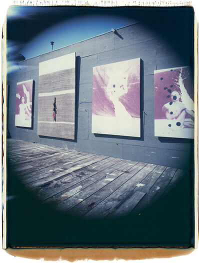 Julian Schnabel, 'Untitled (Montauk Studio)', 2008