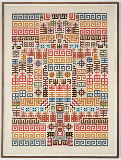 Matthew Craven, 'motifs', 2018