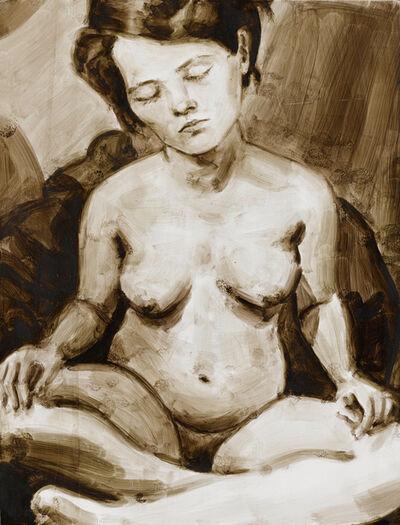 Elizabeth Peyton, 'Alice Neel in 1931', 2007-2008