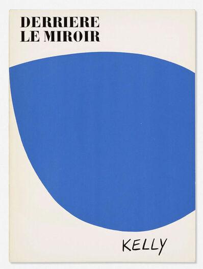 Ellsworth Kelly, 'Derriere le Miroir exhibition catalogue', 1958