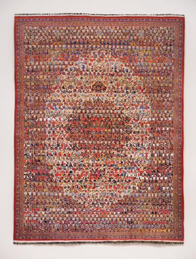 Saad Qureshi, 'Colour and Peace', 2021