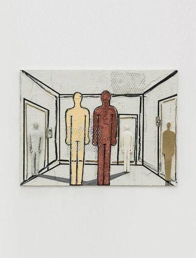 Wang Luyan 王鲁炎, 'Projection D19.2.13', 2019