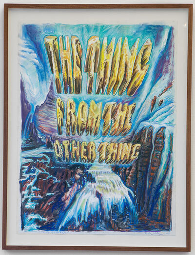 Robert Yarber, 'The Thing From The Other Thing, framed', 2013