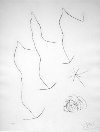 Joan Miró, 'Journal d'une graveur', 1975