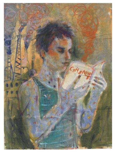 Andrej Dubravsky, 'Roundup reading', 2020