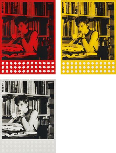 Rosemarie Trockel, 'Bibliothek Babylon (Library Babylon)', 1997
