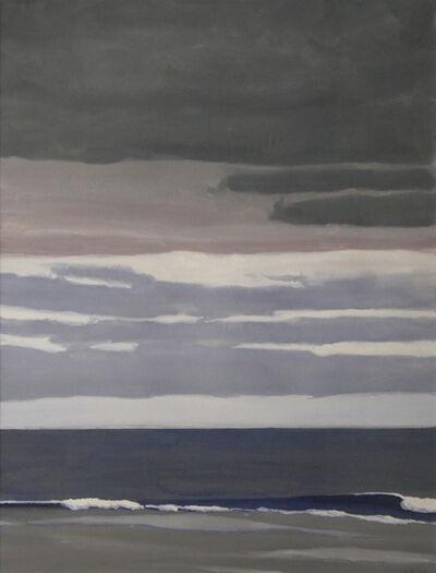 John Button, 'East Hampton, Approaching Storm', 1978