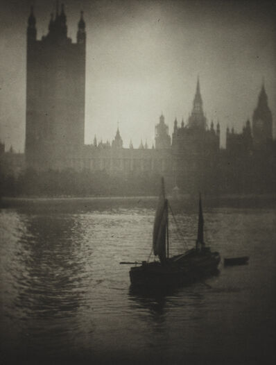 Alvin Langdon Coburn, 'The Houses of Parliament, London', ca. 1909