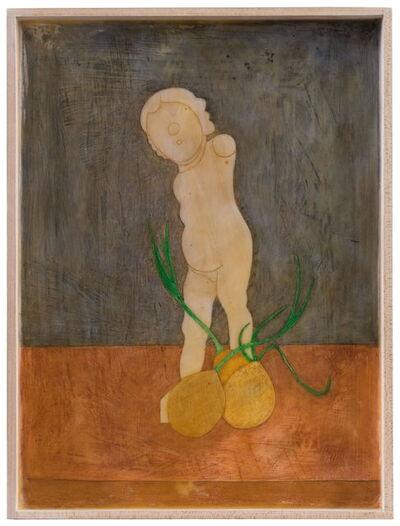 Lan Zhaoxing, 'Cupid of Cezanne塞尚的丘比特', 2018