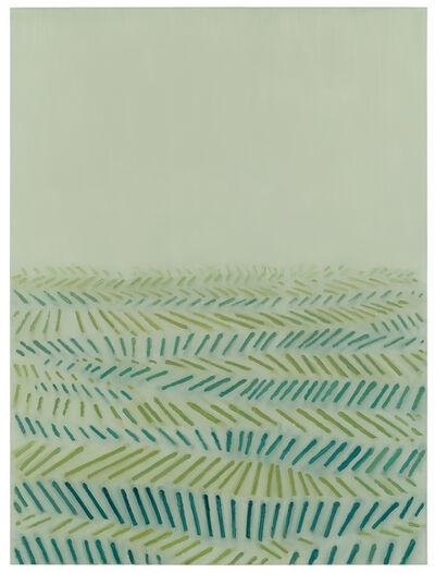Suzanne Caporael, '701 (Proprietary alfalfa)', 2014