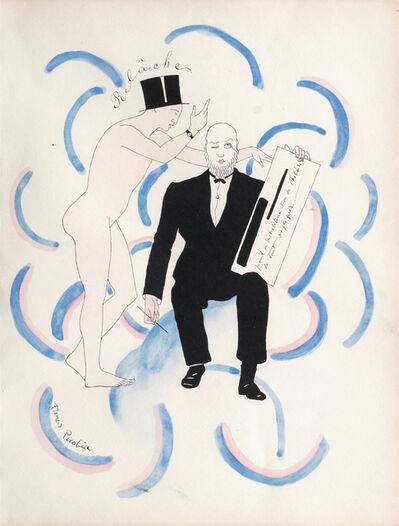 Francis Picabia, 'Relâche - Erik Satie', 1924