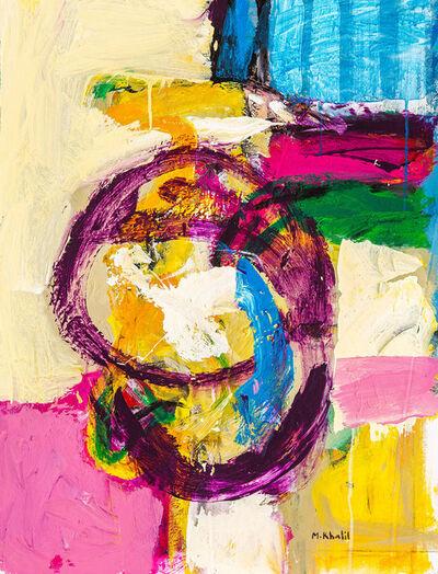 Mohamed Saleh Khalil, 'Composition #6', 2017