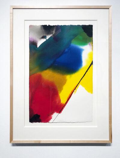 Paul Jenkins, 'Phenomena Glide Prism', 1988