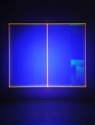 Regine Schumann, 'Color rainbow orange toronto milan', 2018