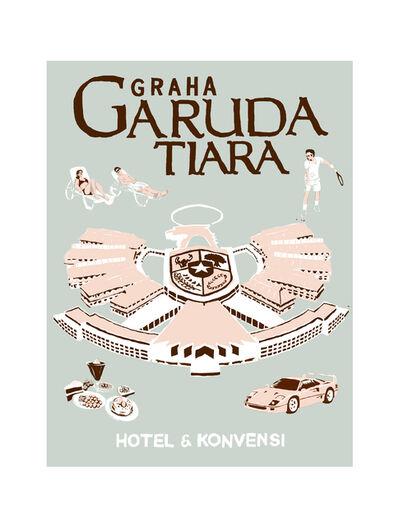 "Krack! Studio, 'Graha Garuda, 1996 (from the series ""Tanah/Impian (Dream/Land)"")', 2014-2017"
