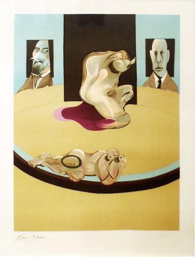 Francis Bacon, 'Metropolitan', 1975