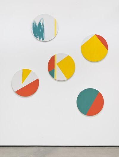 Bernard Piffaretti, 'Untitled', 2014
