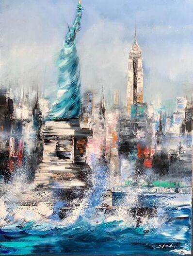 Victor Spahn, 'New York ', ca. 2019