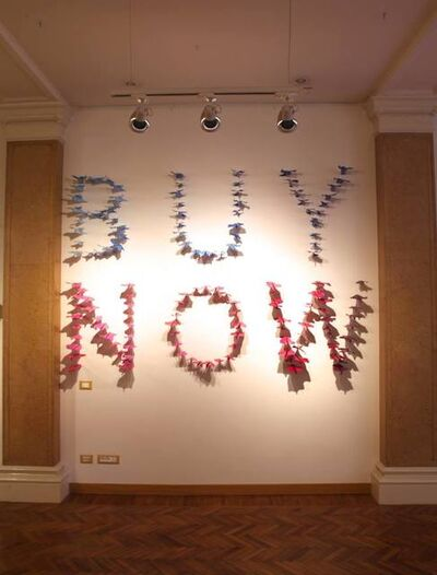 Blue and Joy, 'Buy Now', 2016