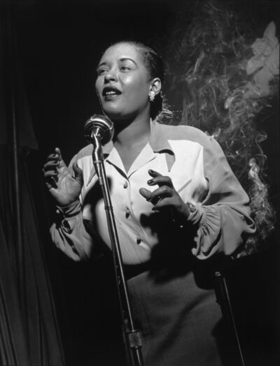 Herman Leonard, 'Billie Holiday, New York City', 1949