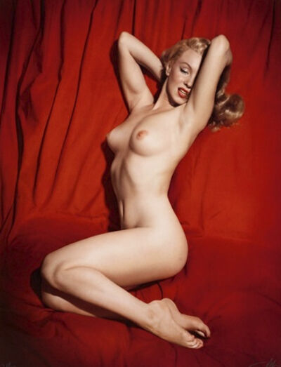 Tom Kelley, 'Pose #6- Marilyn Monroe', 1949