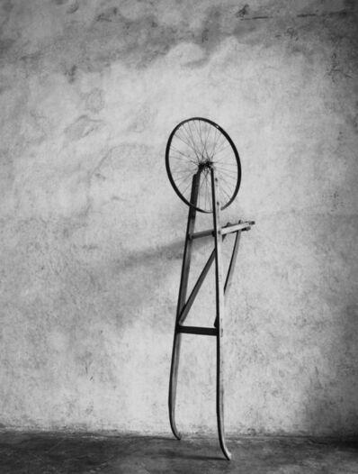 Flor Garduño, 'Autorretrato. Arqueología de Duchamp, México', 2014