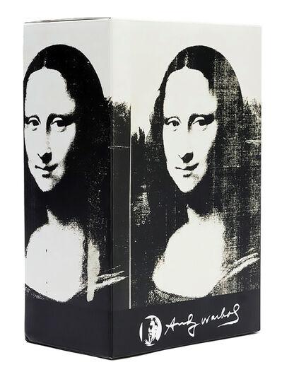 Andy Warhol, 'Warhol Mona Lisa Bearbrick 400%', 2019