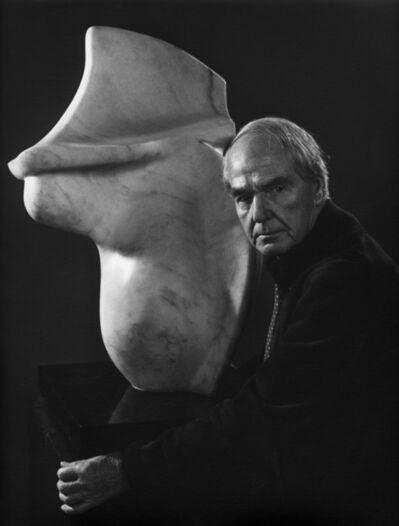 Yousuf Karsh, 'Henry Moore', 1972