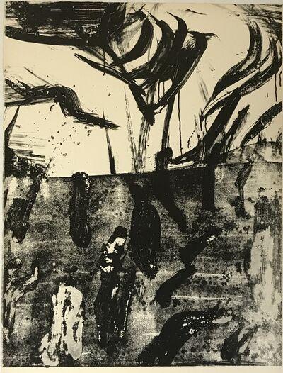 Willem de Kooning, 'Untitled (Litho #7)', 1966
