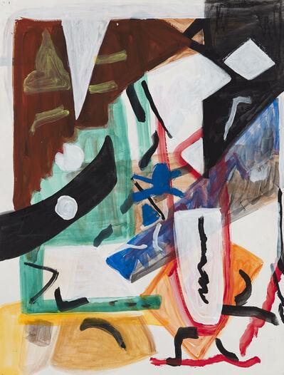 Shirley Jaffe, 'Untitled (#16)'