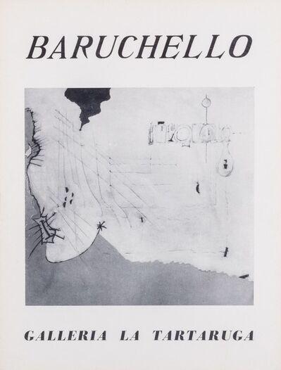 Gianfranco Baruchello, 'Baruchello', 1963