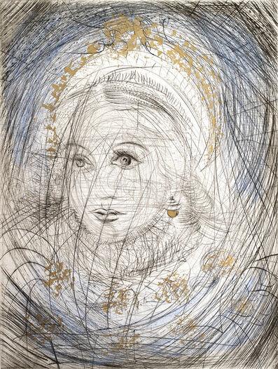 Salvador Dalí, 'Marguerite', 1968