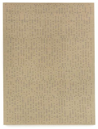 Pouran Jinchi, 'Morse Code Blue', 2016