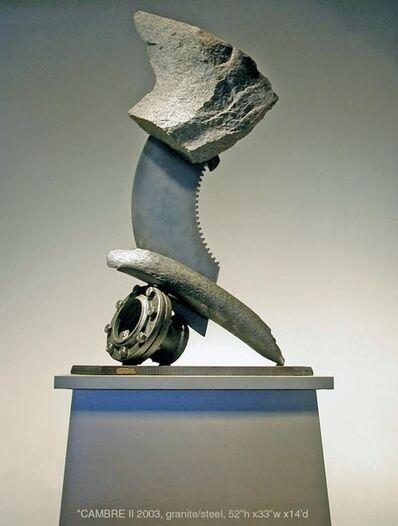 John Van Alstine, 'Cambre II', ca. 2010