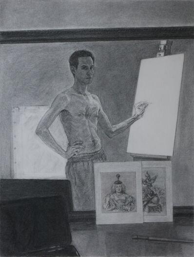 Jacob Willer, 'Painter, Practise!', 2012