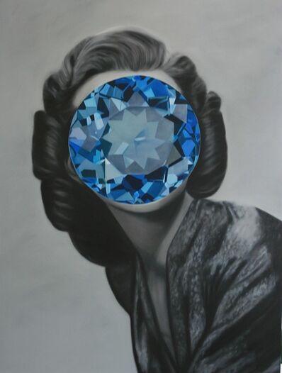Carolina Gomez, 'Blue Zircon', 2013