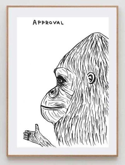 David Shrigley, 'Approval', 2020