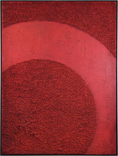 Benjamin Masi, 'Red Lunar Corona', 2019