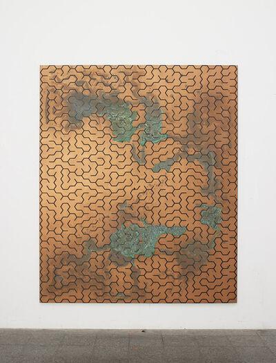 Michael Sailstorfer, 'Maze 76', 2013