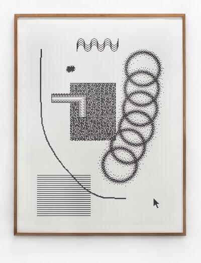 Arno Beck, 'Algorythmics', 2018