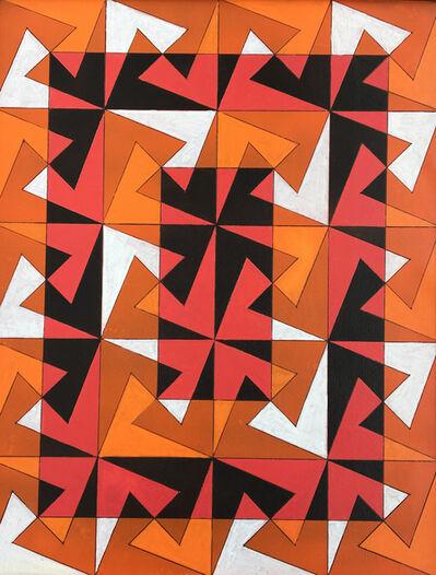 Dominic Beattie, 'Untitled (tile)', 2019
