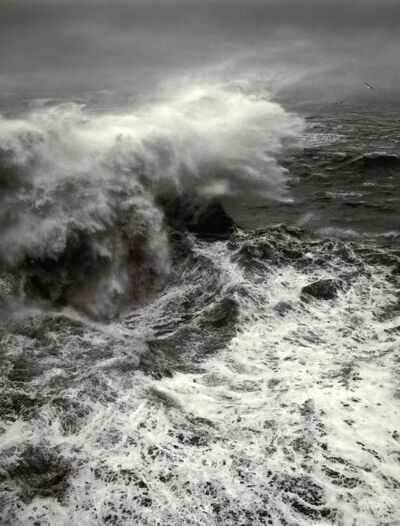 Pentti Sammallahti, 'The Atlantic, Portugal', 2010