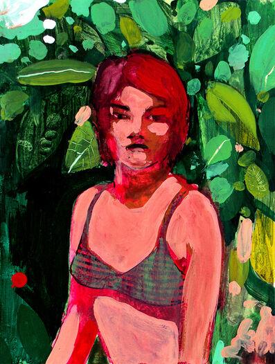 Patrick Puckett, 'Bikini Study', 2017