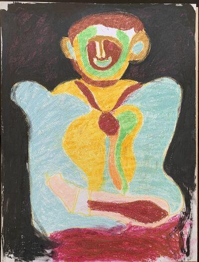 Francisco Toledo, 'Fantastic Character', ca. 1960