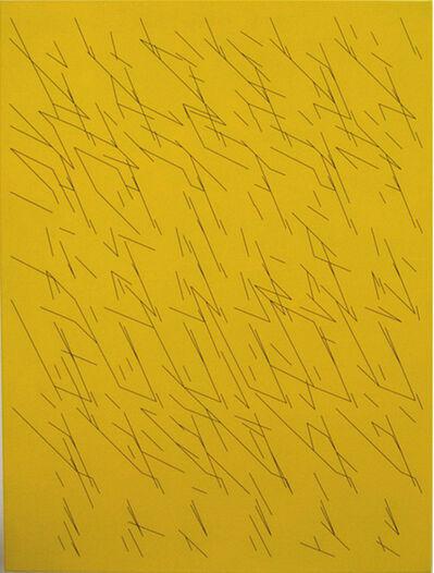 Susie Rosmarin, 'Yellow (No. 17)', 1991
