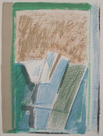 Albert Ràfols-Casamada, 'Interiors 8', 1982