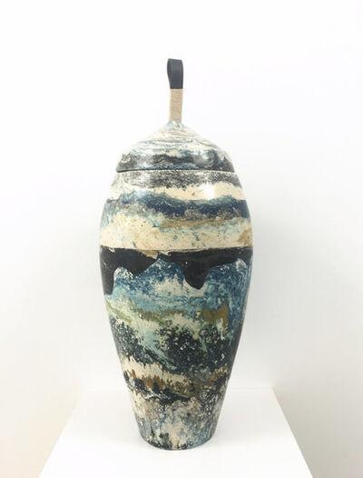 Hilda Hellstrom, 'Sedimentation Urn', 2014