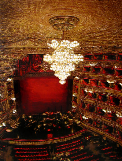 Tommaso Ottieri, '(ATH) Scala', 2014